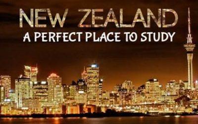 Study in New Zealand seminar
