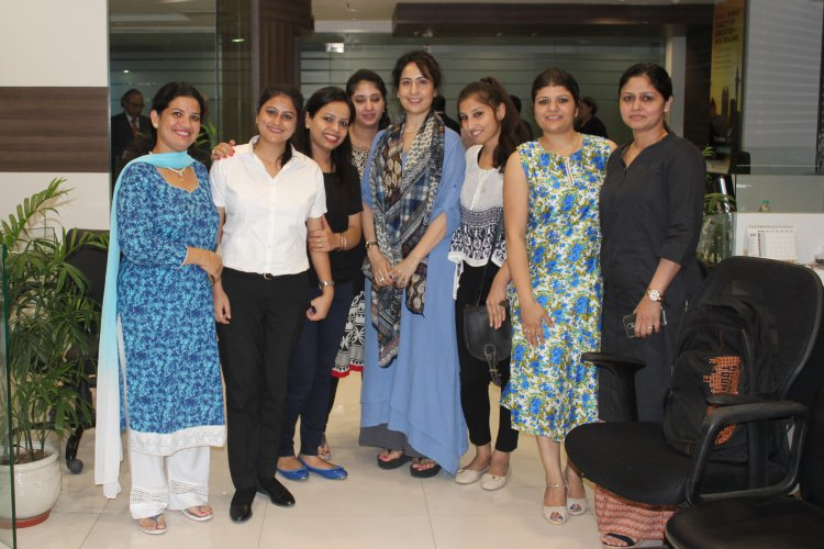 IEGC office Staff Pic