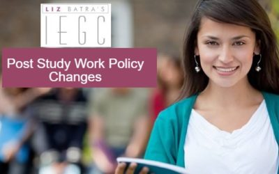 Post Study Work Policy Changes